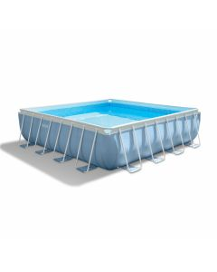 Intex Prism Frame Square Pool 488 x 488 cm (set)