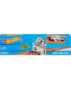 Hotwheels Mega Jump Robo Wrecker