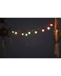 LED-Feestverlichting in 4 kleuren
