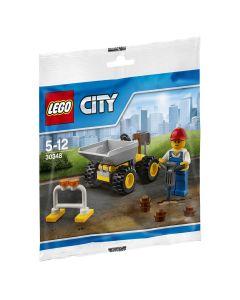 LEGO City Kiepwagen - 30348