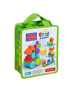 Mega Bloks First Builders Dierenavonturen