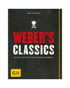 Weber kookboek:  Weber's Classics