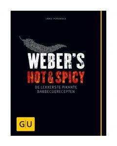 Weber kookboek: Hot & Spicy