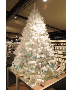 Kerstboom 180cm Wit
