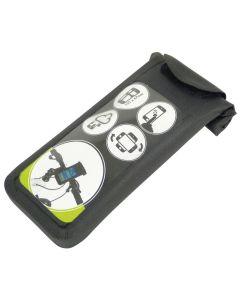 GSM/PDA-houder fiets 135x67x11 mm