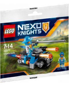 LEGO Nexo Knights - Knight's Cycle - K1 Bike - 30371