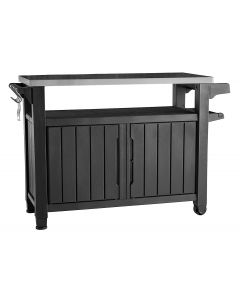 Keter Unity XL Barbecuetafel