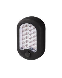 LED Zaklamp ovaal