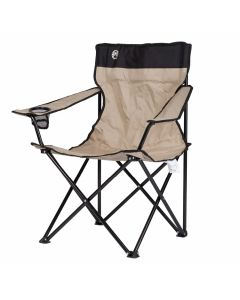 Coleman vouwstoel standard quad khaki