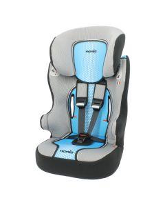 Autostoel Nania First Racer Pop Blue 1/2/3