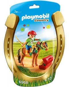 "Playmobil Pony om te versieren ""Bloem"" - 6968"