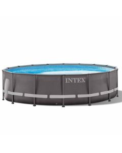 Intex Ultra Frame Pool Ø 488 x 122 (set incl. zandfilterpomp)