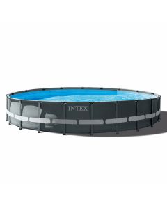 Intex Ultra XTR Frame Pool Ø 610 x 122 cm (set incl. zandfilterpomp)