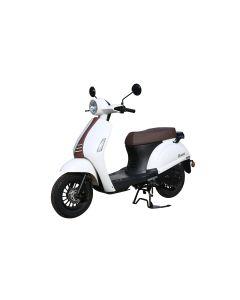 Scooter Breeze Wit 25km