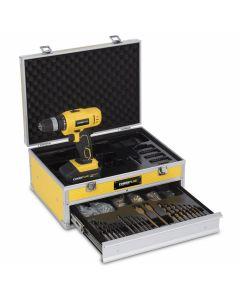 Powerplus Schroefboormachine 18V 275-Delig POWX0026LI