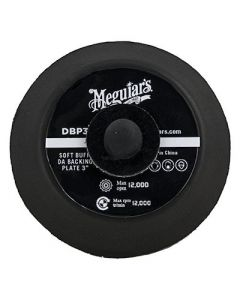 Meguiars DA Backing Plate - 3 inch DBP3