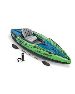 Opblaasboot Intex - Challenger K1 Kayak