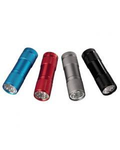 Zaklamp 6 LED