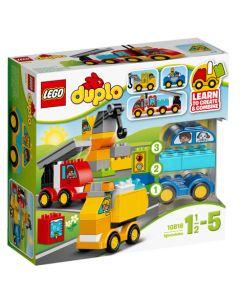 Lego Duplo Eerste Wagens en Trucks
