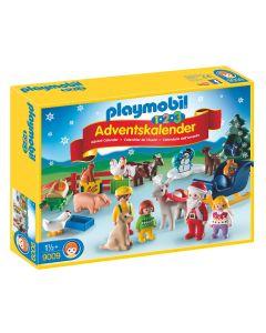 Playmobil - Adventskalender Kerst op de boerderij