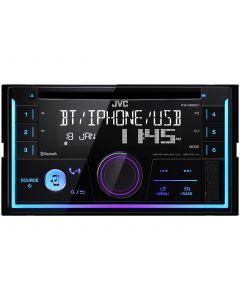 JVC KW-R930BT autoradio + gratis bluetooth speaker