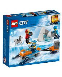 Lego Poolonderzoeksteam
