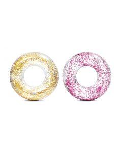 Intex Zwemband Transparant Glitter