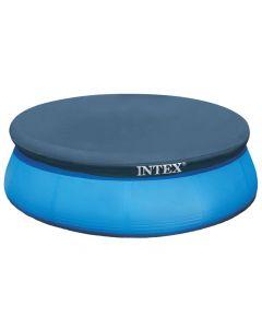 Intex zwembad afdekzeil – Easy Set Pool Ø 457 cm