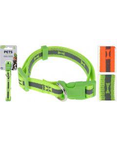 Hondenhalsband klein neon