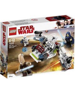 Lego Jedi en Clone Troopers Battle Pack