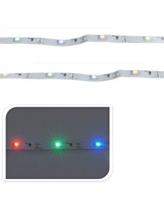 LED strip 30 LED 1 meter multicolor