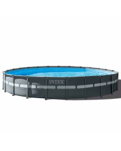 Intex Ultra XTR Frame Pool Ø 732 cm x 132 cm (set incl. zandfilterpomp)