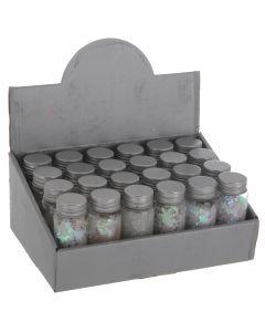 Confetti Xmas in flesje 53 gram