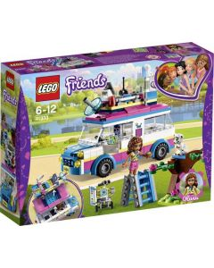 Lego Olivia's Missievoertuig