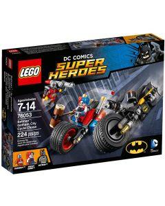 LEGO Super Heroes Batman Gotham City Motorjacht - 76053