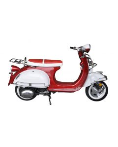 Retro scooter Pazzo 25 km