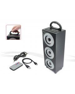 Caliber HPG510BT - bluetooth speaker - zwart