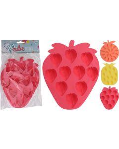 IJsblokjesmaker fruitvorm