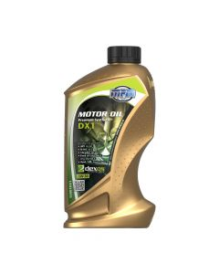 MPM motorolie 5W30 Premium Synthetic DX1 1 liter