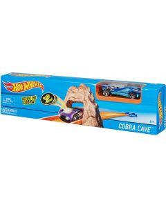 Hotwheels Mega Jump Cobra Cave