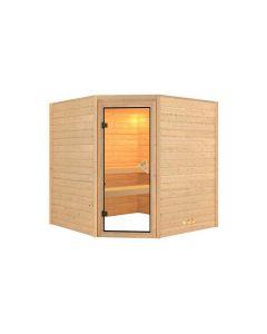 Interline Utti sauna set 200x200x200