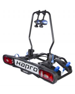 Hapro Atlas 2 Premium Blue - Model 2018 - E bike Fietsendrager