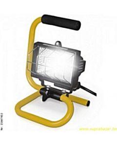PowerPlus POWLIO13 draagbare halogeen bouwlamp - 150 watt