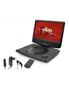 Caliber MPD109 Portable DVD-speler
