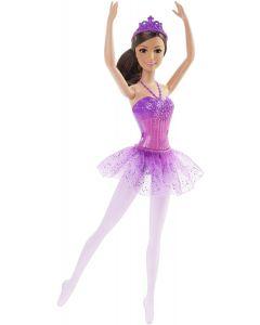 Barbie Ballerina - Paars