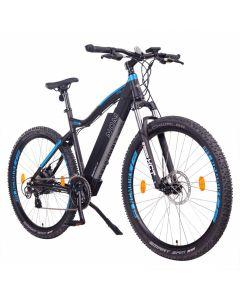 Elektrische fiets Mountainbike 27,5 '' 48 V zwart