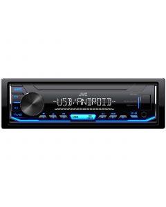 JVC KD-X151 autoradio + gratis bluetooth speaker