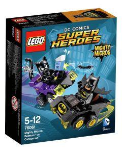 LEGO Super Heroes Mighty Micros Batman vs. Catwoman - 76061