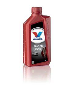 Valvoline Gear Oil 75W80 1 liter