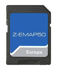 Zenec Z-EMAP50 navigatiekaarten